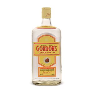 Gordons London Dry 750ml