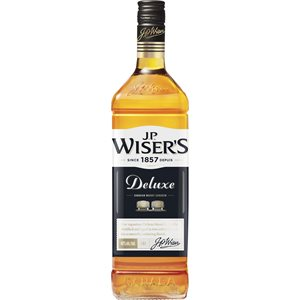 JP Wiser's Deluxe Canadian Whisky 1140ml