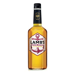Lamb's Palm Breeze 750ml