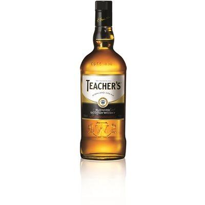 Teachers Highland Cream 750ml