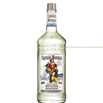 Captain Morgan White / Blanc 1140ml