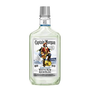Captain Morgan White / Blanc 375ml
