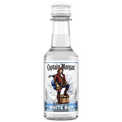 Captain Morgan East Coast White 50ml