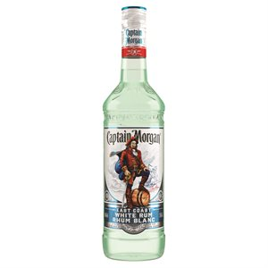 Captain Morgan East Coast White 750ml