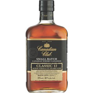 Canadian Club Classic 375ml