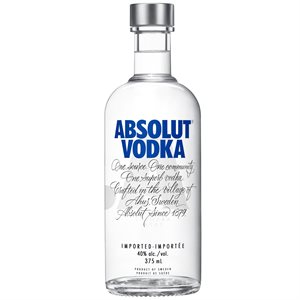 Absolut 375ml