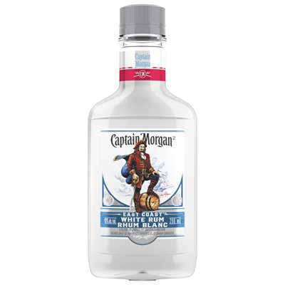 Captain Morgan East Coast White PET 200ml