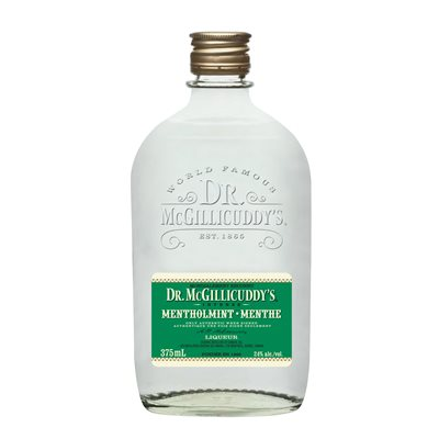 Dr McGillicuddys Mint 375ml