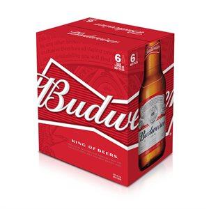Budweiser 6 B