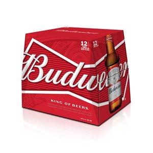 Budweiser 12 B