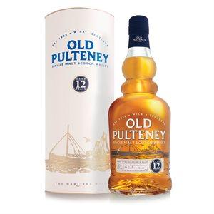 Old Pulteney 12 YO 700ml