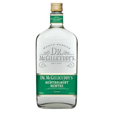 Dr McGillicuddys Mint 750ml