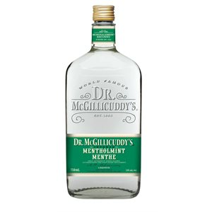 Dr McGillicuddys Mint 750ml