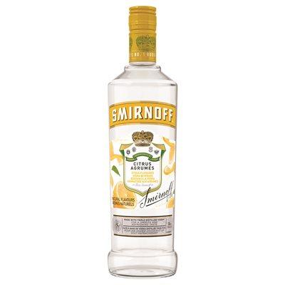 Smirnoff Citrus Twist 750ml