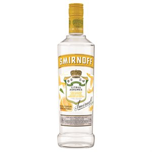 Smirnoff Citrus Twist 750ml