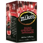 Mikes Hard Cranberry Lemonade 4 B