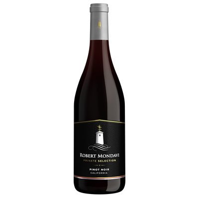 Mondavi Private Selection Pinot Noir 750ml