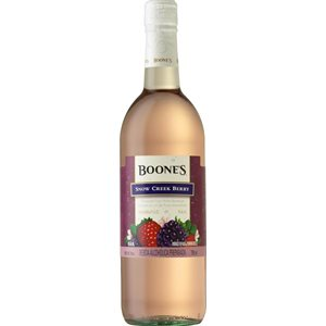 Boones Snow Creek Berry 750ml