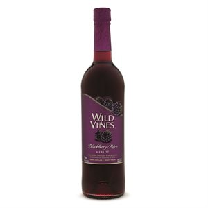 Wild Vines Blackberry Merlot 750ml