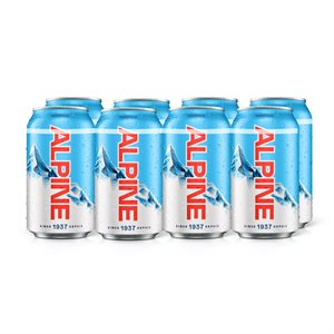 Alpine Lager 8 C