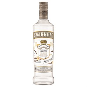 Smirnoff Vanilla Twist 750ml