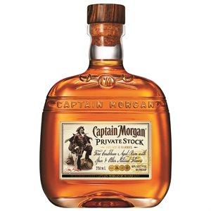 Captain Morgan Private Stock 750ml
