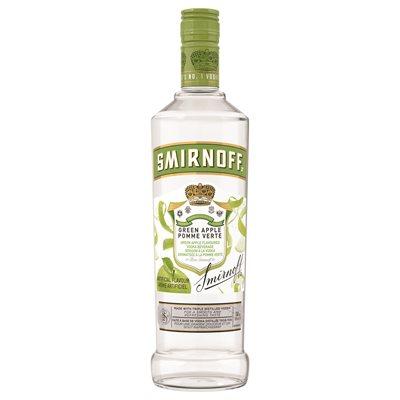 Smirnoff Green Apple Twist 750ml