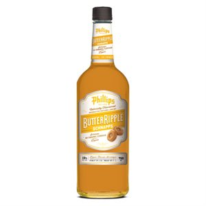 Phillips Butter Ripple Schnapps 750ml