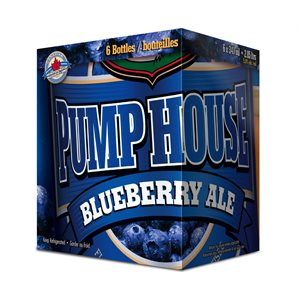 Pump House Blueberry Ale 6 B