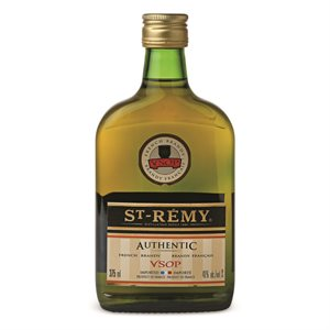 St Remy Authentic VSOP Brandy 375ml