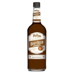 Phillips Root Beer Schnapps 750ml