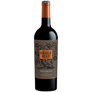 Gnarly Head Old Vine Zinfandel 750ml