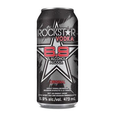 Rockstar Vodka 473ml