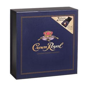 Crown Royal Gift Pack 375ml