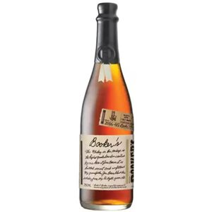 Bookers Bourbon 750ml