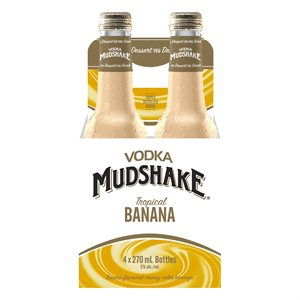 Vodka Mudshake Banana 4 B