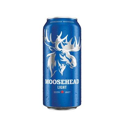 Moosehead Light 473ml