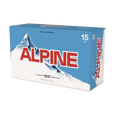 Alpine Lager 15 C