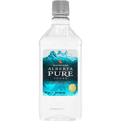 Alberta Pure PET 750ml