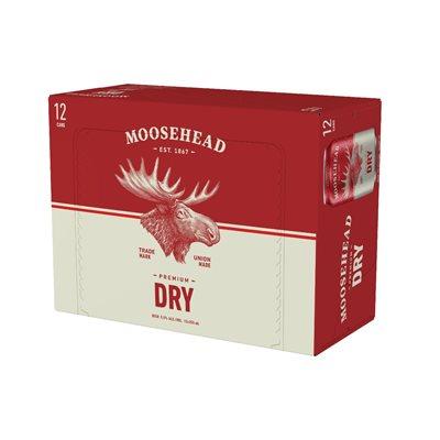 Moosehead Premium Dry 12 C