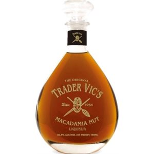 Trader Vic Macadamia Nut 750ml