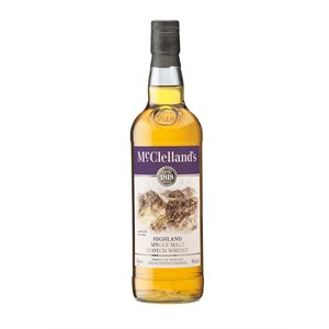 McClellands Highland Single Malt Whisky 750ml