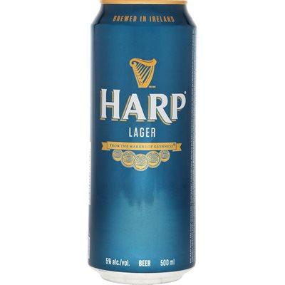 Harp Lager 500ml