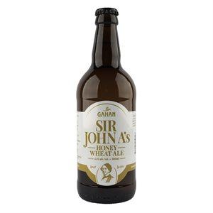 Gahan Sir John A Honey Wheat Ale 500ml