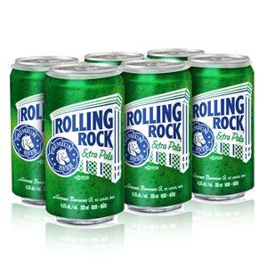Rolling Rock 6 C