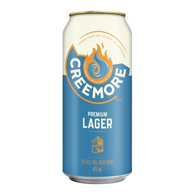 Creemore Springs Premium Lager 473ml