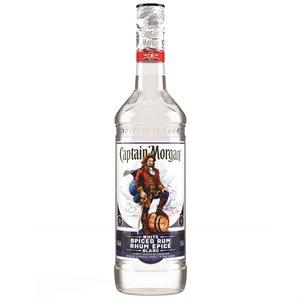 Captain Morgan White Spiced Rum 750ml