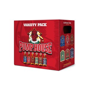 Pump House Sampler Variety Pack 12 B