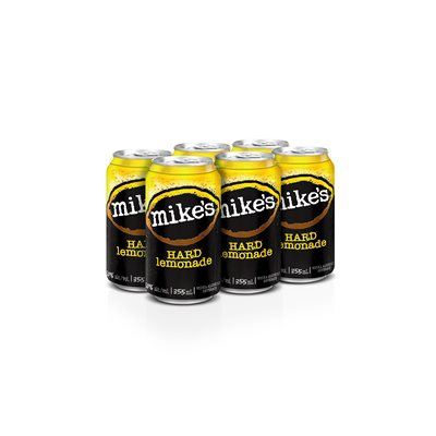 Mikes Hard Lemonade 6 C