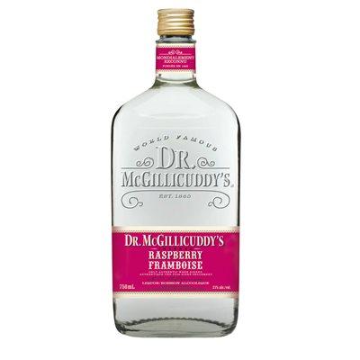 Dr McGillicuddys Raspberry 750ml